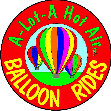Romantic Air Balloon Flights Over Beautiful Country side